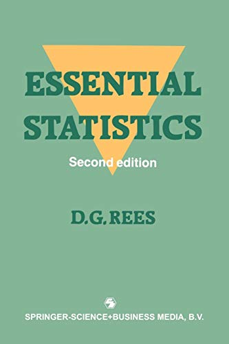 Essential Statistics by D. G. Rees