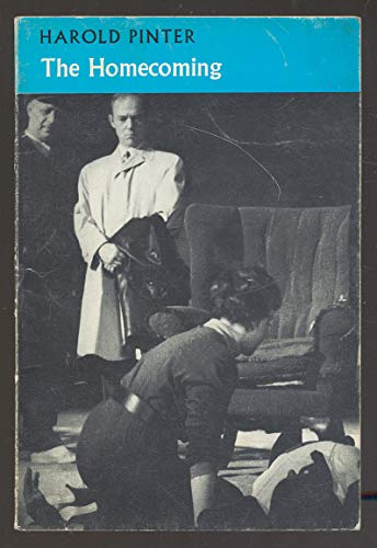 an analysis and semiotics in harold pinters the homecoming Character analysis of harold pinter's the caretaker in drama, characters play a dominant role in order to present the scenes , the homecoming, betrayal.