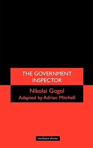"""""""The Government Inspector"""" by Nikolai Vasilievich Gogol"""