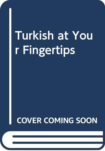 Turkish at Your Fingertips by Lexus