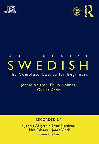 Colloquial Swedish by Jennie Ahlgren