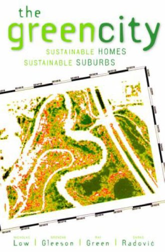 The Green City by Assoc Prof Nicholas Low