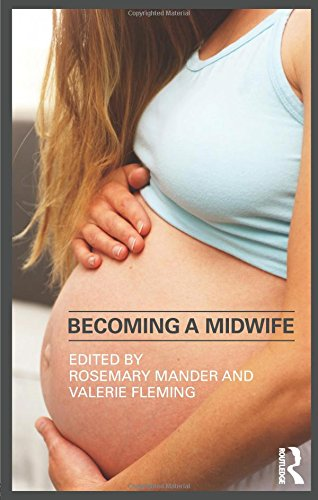 Becoming a Midwife by Rosemary Mander