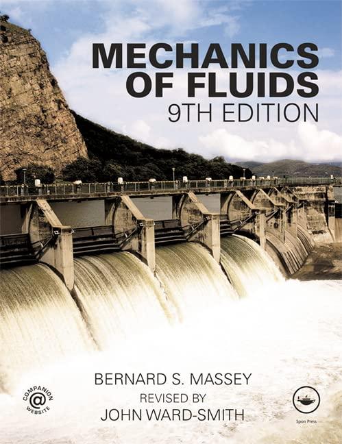 Mechanics of Fluids by John Ward-Smith