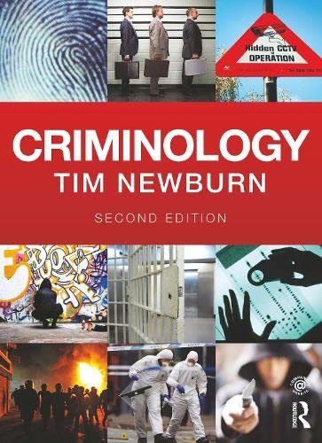 Criminology by Tim Newburn
