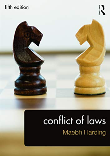 Conflict of Laws by Maebh Harding