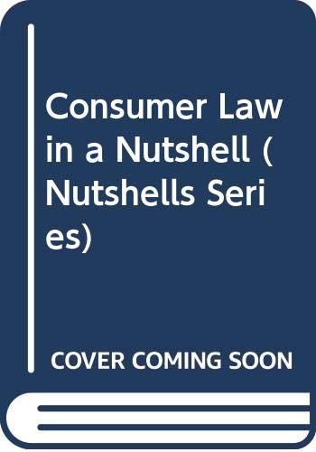 Consumer Law by Sandra Silberstein