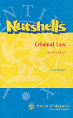 Criminal Law by Marianne Giles