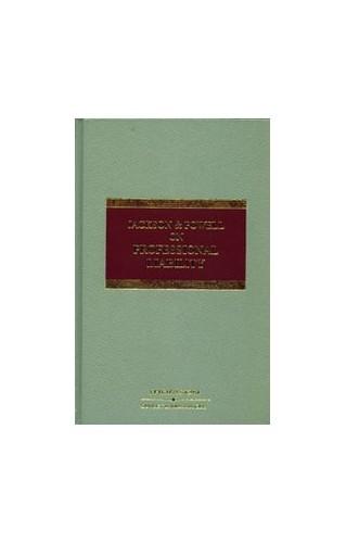 Jackson & Powell on Professional Liability by John L. Powell
