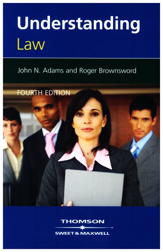 Understanding Law by John N. Adams