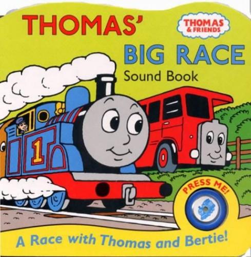 Thomas' Big Race: Sound Book by W. Awdry