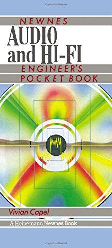 Newnes Audio and Hi-fi Engineer's Pocket Book by Vivian Capel
