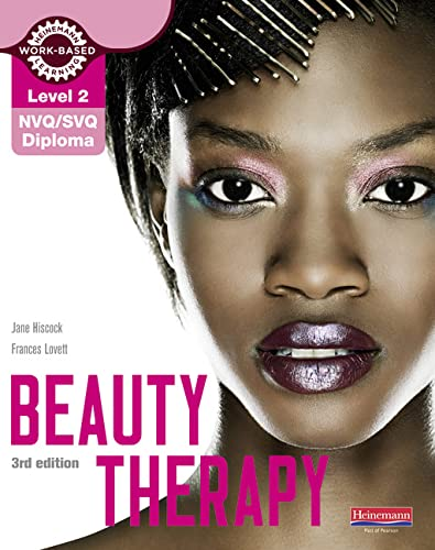 NVQ/SVQ Diploma Beauty Therapy Candidate Handbook: Level 2 by Jane Hiscock