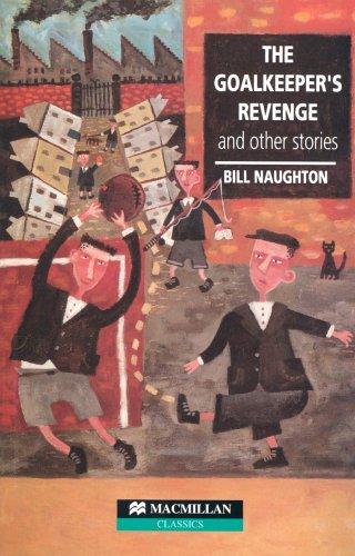 """""""The Goalkeeper's Revenge: Green by Bill Naughton"""
