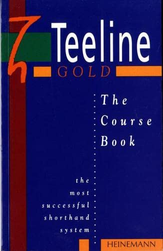 Teeline Gold Coursebook by Jean Clarkson