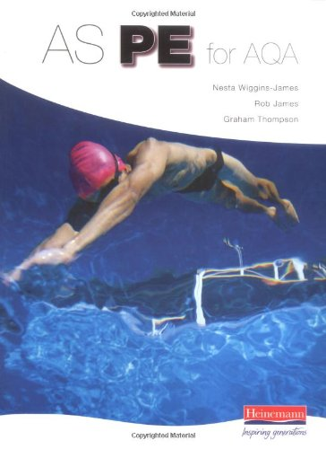 AS PE for AQA Student Book by Rob James