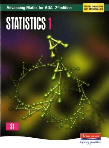 Advancing Maths for AQA: Statistics 1 (S1) by Roger Williamson