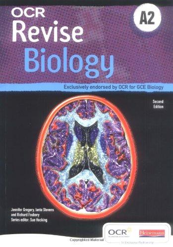 OCR Revise A2 Biology by Richard Fosbery