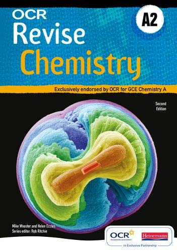 OCR Revise A2 Chemistry A by Helen Eccles