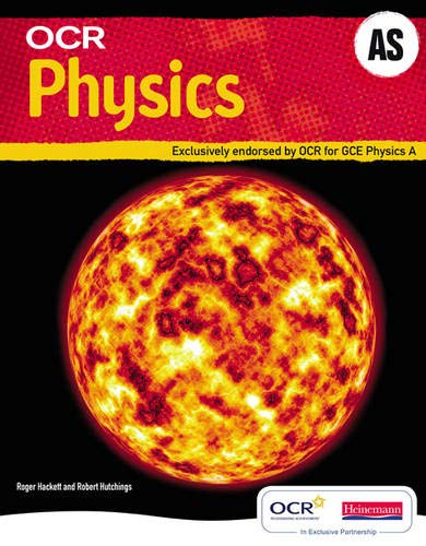 OCR AS Physics Student Book and Exam Cafe CD by