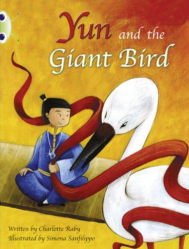 Yun and the Giant Bird (Purple B) by Charlotte Raby