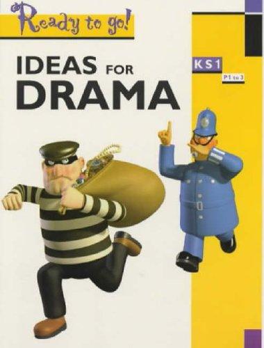 Ideas for Drama Key Stage 1 by Alison Chaplin