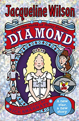 Diamond by Jacqueline Wilson