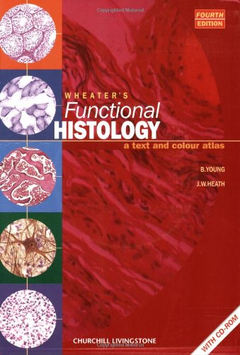 Wheater's Functional Histology: A Text and Colour Atlas by Paul R. Wheater