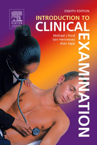 Introduction to Clinical Examination by Mike Ford