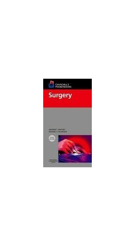 Churchill's Pocketbook of Surgery by Andrew T. Raftery