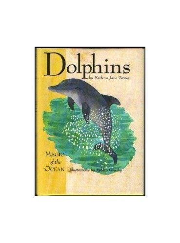 Dolphins by Barbara Jane Zitwer