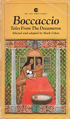 """Tales from """"The Decameron"""" (Signet Books)"""
