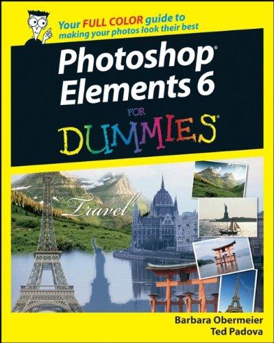 Photoshop Elements 6 For Dummies by Barbara Obermeier