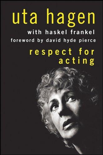 Respect for Acting by Uta Hagen