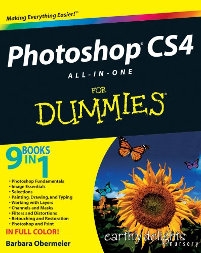 Photoshop CS4 All-in-one for Dummies by Barbara Obermeier