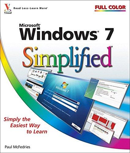 Windows 7 Simplified by Paul McFedries