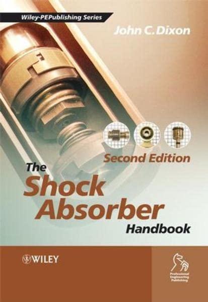 The Shock Absorber Handbook by John C. Dixon