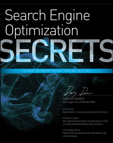 Search Engine Optimization (SEO) Secrets by Danny Dover
