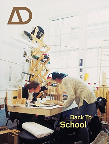 Back to School: Architectural Education - The Information and the Argument by Michael Chadwick
