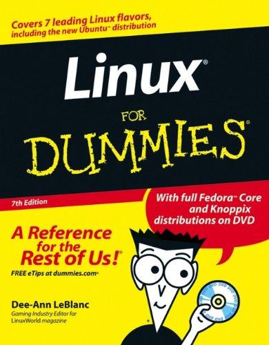 Linux For Dummies by Dee-Ann LeBlanc