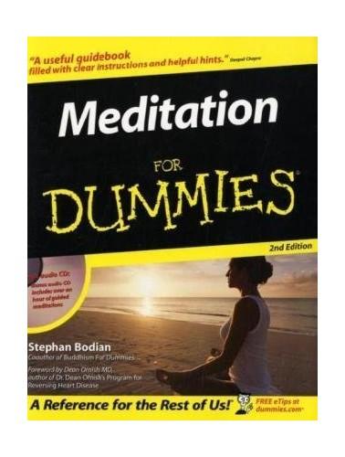 Meditation For Dummies by Stephan Bodian
