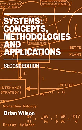 Systems: Concepts, Methodologies and Applications by Brian Wilson