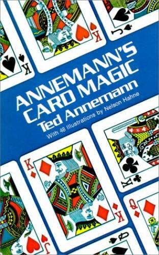 Card Magic by Ted Annemann