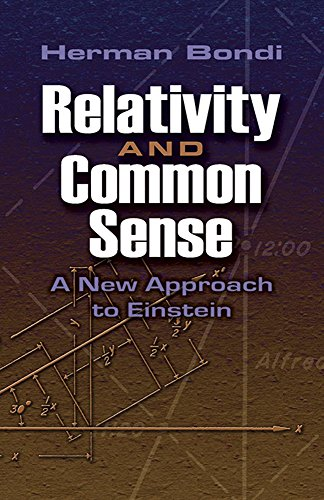 Relativity and Commonsense by Hermann Bondi