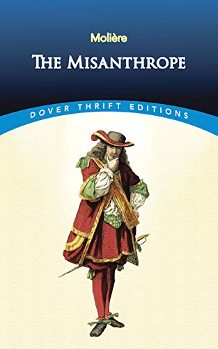 The Misanthrope by Moliere