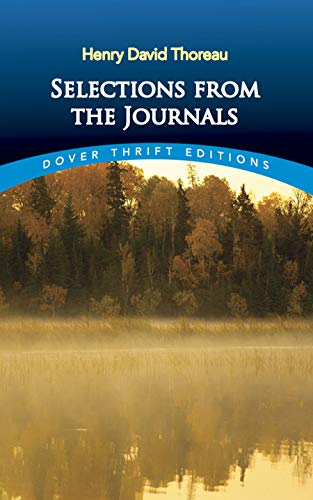 Selections from the Journals by Henry David Thoreau