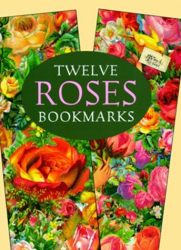 Roses: Bookmark by Maggie Kate