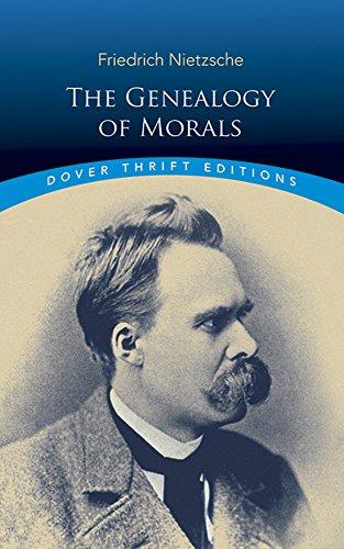 The Genealogy of Morals by Friedrich Wilhelm Nietzsche