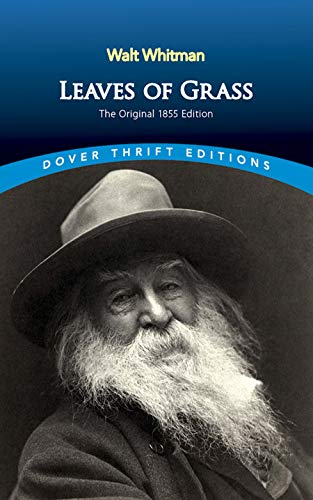 Leaves of Grass: 1855 by Walter Whitman