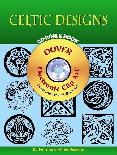 Celtic Designs by Mallory Pearce